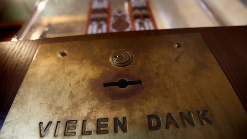 Großzügiger Spender: Unbekannter legt 160.000 Euro auf Altar
