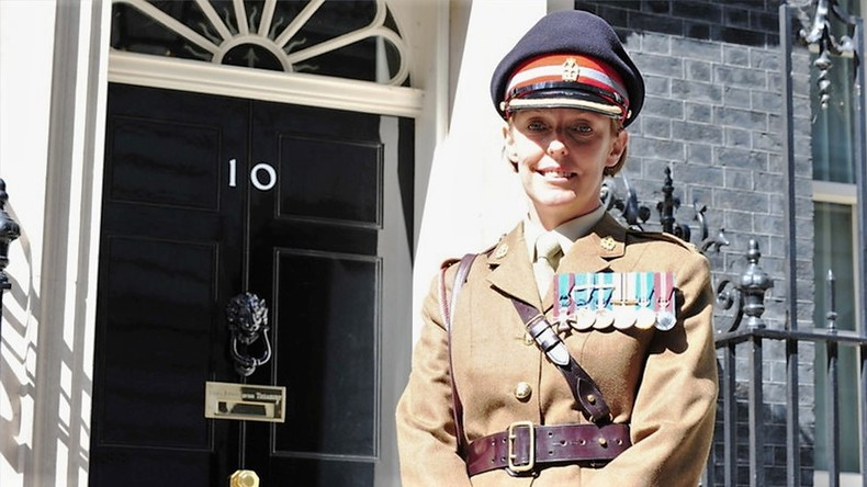 Zufällig in der Nähe: Oberschwester der britischen Armee war Skripals Ersthelferin