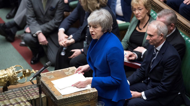 LIVE: Theresa May gibt Erklärung zu alternativem Brexit-Plan ab
