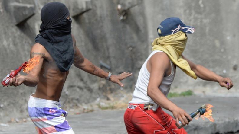 Venezolanischer Außenminister: Umsturz durch USA geht weiter