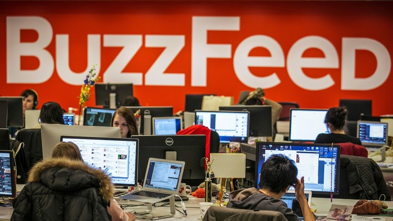 Trotz fehlender Quellenangabe: BuzzFeed verteidigt Trump-Bericht (Video)