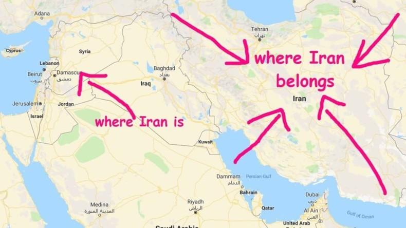 """Nach Angriffen auf """"iranische Stellungen"""" in Syrien: Israel verhöhnt Iran auf Twitter"""