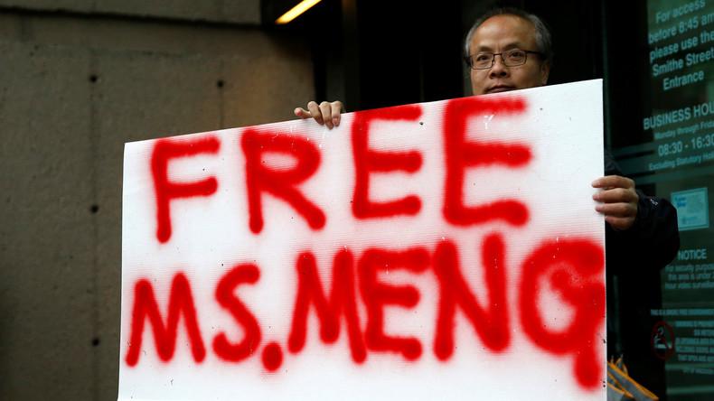 Forderung der USA: Kanada soll Auslieferung von Huawei-Finanzchefin vorbereiten