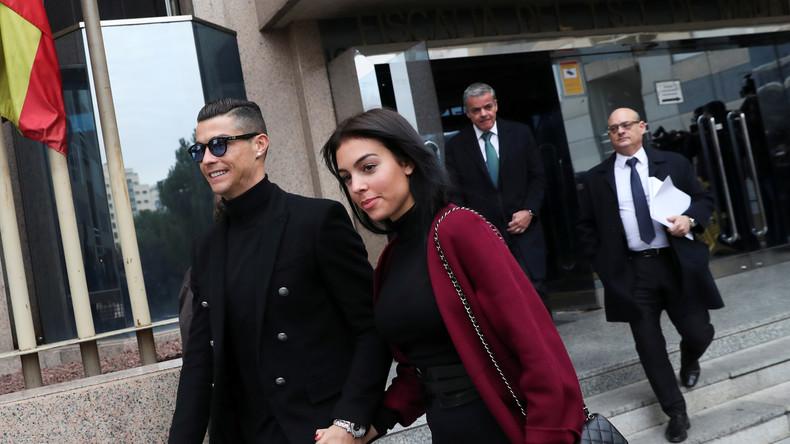 Schlussakt im Fall Ronaldo: Fußballstar erntet 23 Monate Haft auf Bewährung, zahlt 19 Millionen Euro
