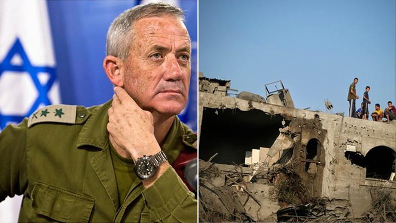 Wahlwerbevideo in Israel zeigt, wie Gaza in Schutt und Asche gebombt wurde