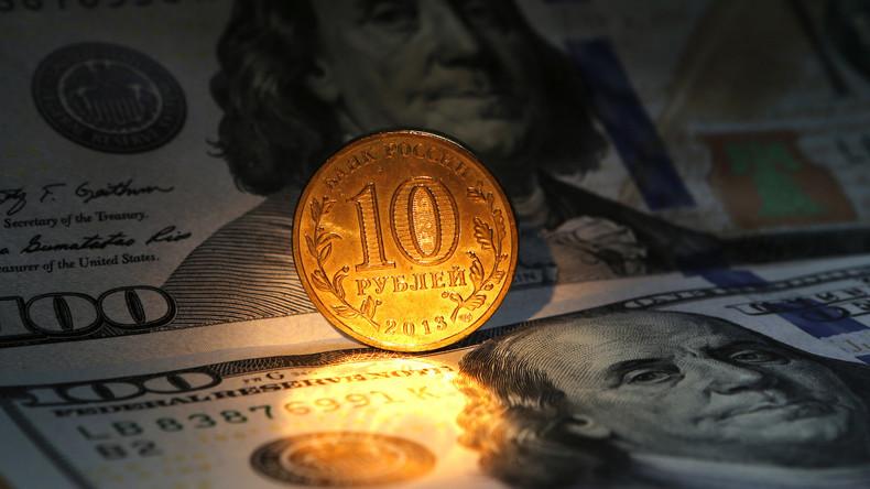 Russland senkt Auslandsverschuldung auf Tiefpunkt des Jahrzehnts und erhöht nationale Reserven