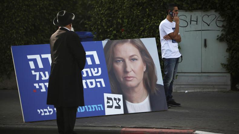 Israel: Ultra-orthodoxe Gemeinde entfernt Fotos von Politikerinnen auf Werbeplakaten