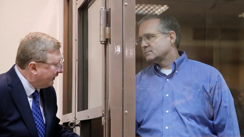 Paul Whelans Anwalt: Staatsgeheimnis statt Kulturinformationen auf Flashkarte zugesteckt
