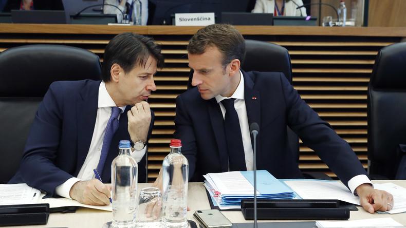 Nach Afrika-Schelte von Di Maio: Frankreich bestellt italienische Botschafterin ein