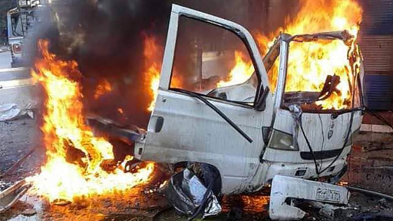 Explosion in syrischem Latakia: Ein Toter, 14 Verletzte