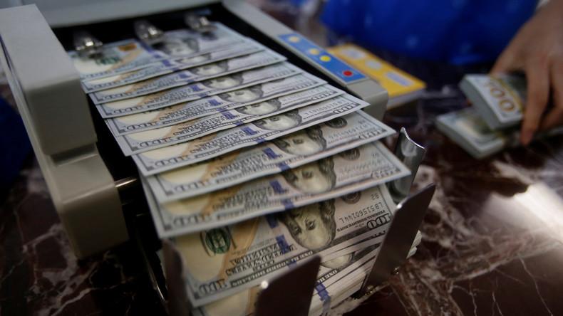 Und futsch sind die Milliarden: US-Behörde gestattet geheime Mittelvergabe an Nachrichtendienste