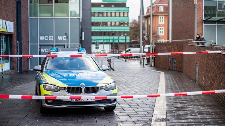 Nach Attacken mit Auto in Silvesternacht: Verdächtiger in Psychiatrie verlegt