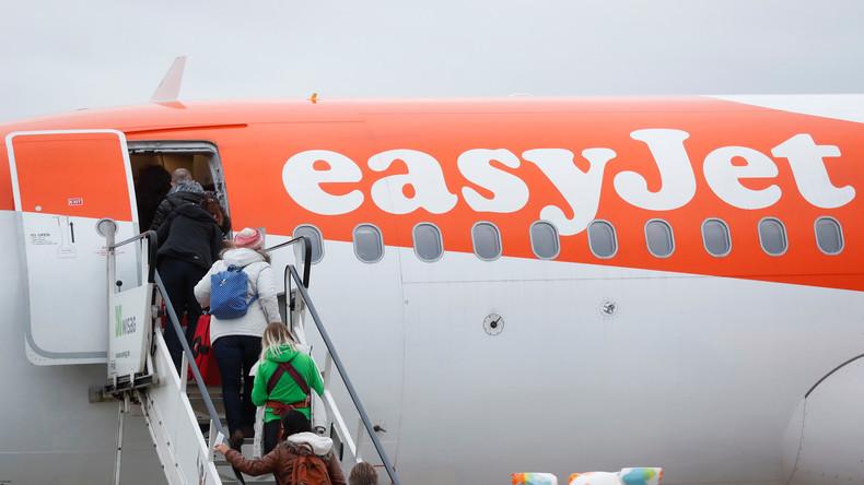 Brexit-Vorbereitungen bei easyJet: Luftfahrtgesellschaft will britische Anteilseigner loswerden