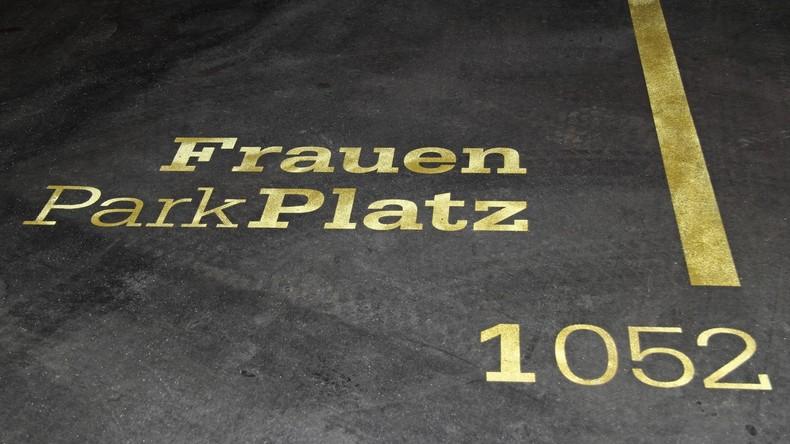 Einigung im Streit um Frauenparkplatz - Neue Schilder in Eichstätt