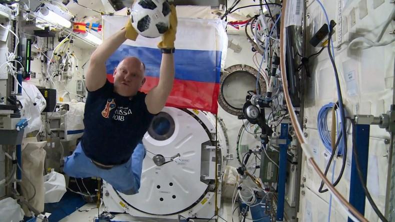 Russischer Kosmonaut: Europäer bevorzugen unser Essen auf der ISS und greifen gerne zu