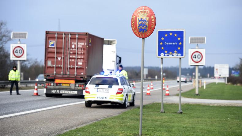 Bau des umstrittenen Wildschweinzauns an deutsch-dänischer Grenze beginnt