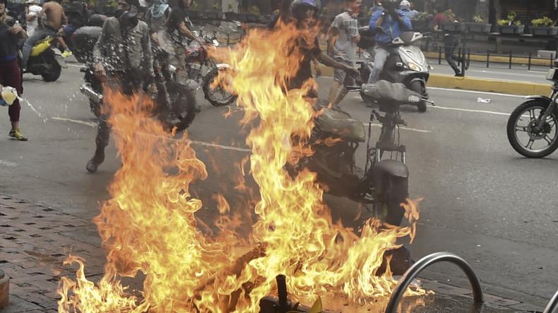 Putschversuch in Venezuela - Laufende Updates