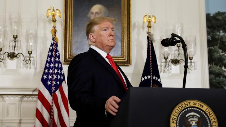 Streit mit US-Demokraten: Trump verschiebt Rede zur Lage der Nation
