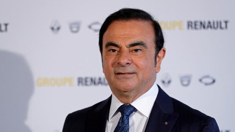 Carlos Ghosn als Renault-Chef zurückgetreten