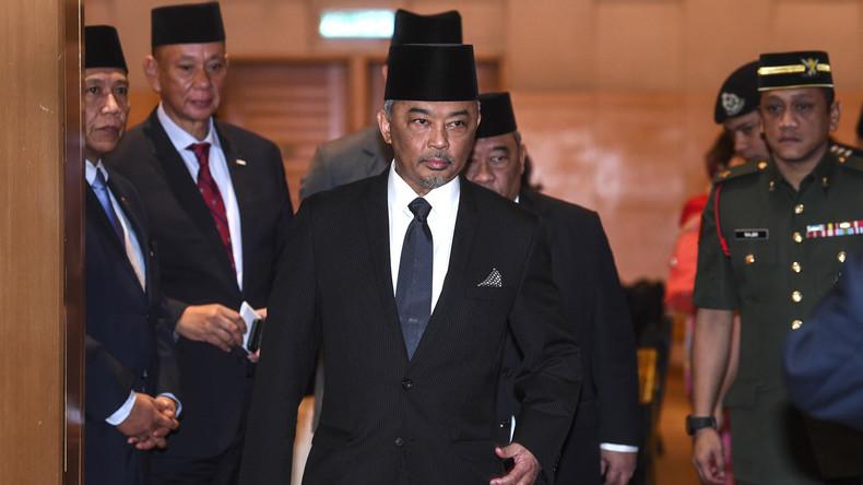 Neuer König für Malaysia - Sultan Abdullah übernimmt bis 2024