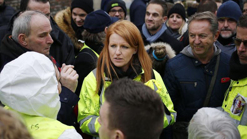 Frankreich: Gelbwesten wollen mit eigener Liste zur Europawahl antreten