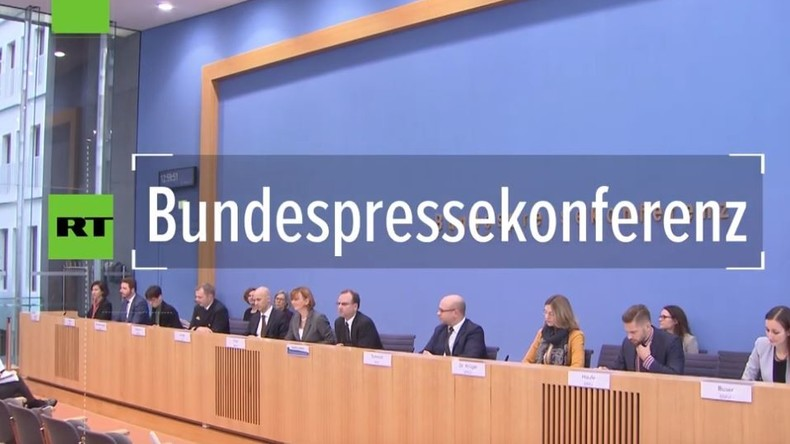 Bundespressekonferenz: Ursula von der Leyen und ihr Sprecher verloren im faktenfreien Nirwana