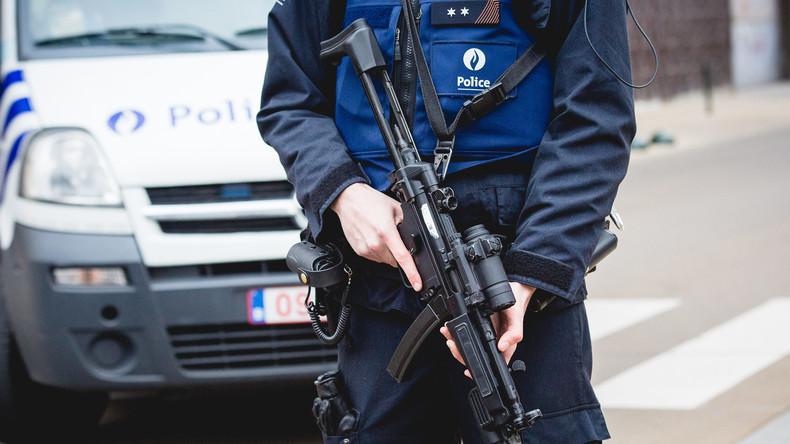 Drei Festnahmen wegen Anschlagsplanung in Belgien