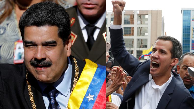 Putsch in Venezuela: Wer unterstützt Maduro, wer Guaidó?
