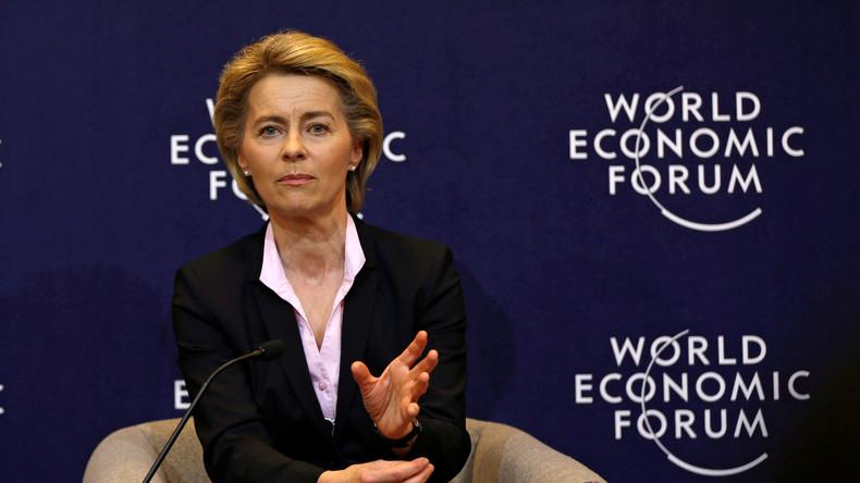 LIVE: Weltwirtschaftsforum – Von der Leyen und Stoltenberg diskutieren Zukunft der NATO