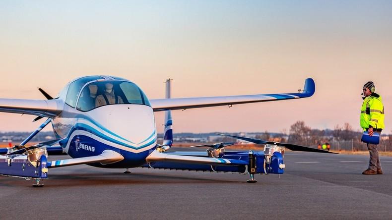 Boeing testet autonomes Lufttaxi erstmals erfolgreich – Airbus machte das bereits vor einem Jahr
