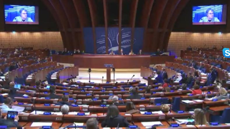 Europarat verabschiedet Resolution zum Vorfall in der Straße von Kertsch