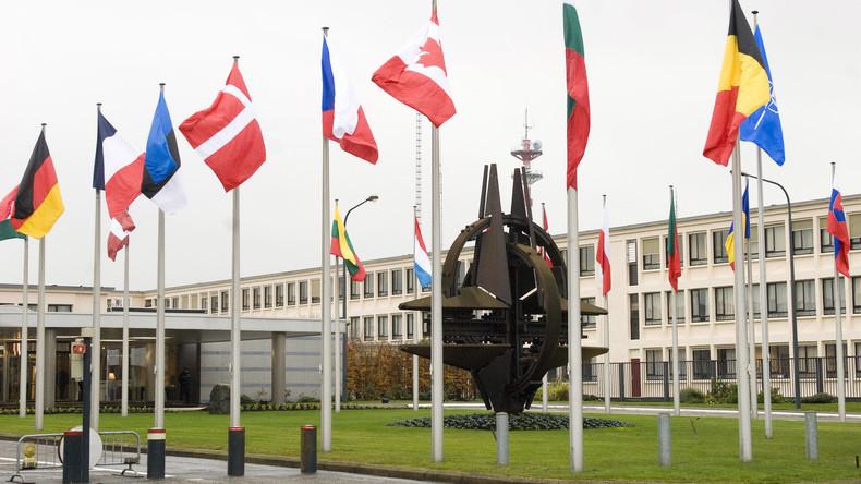 Stoltenberg in Davos: Nato-Partner der USA wollen Verteidigungsausgaben weiter steigern