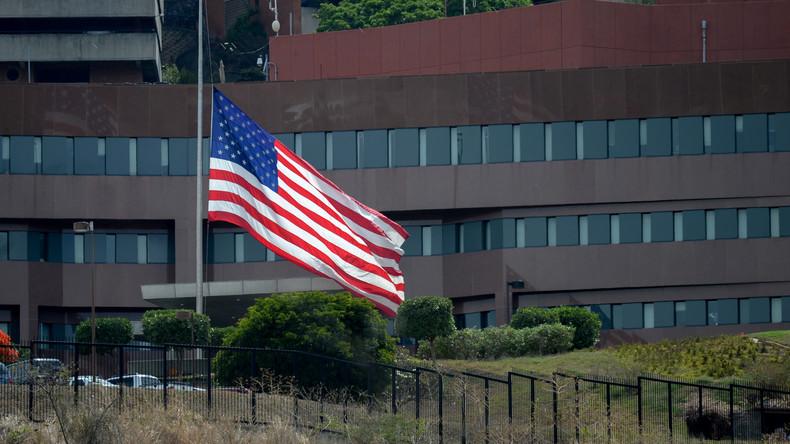 USA ziehen sich zurück: Washington rät Diplomaten, Venezuela zu verlassen