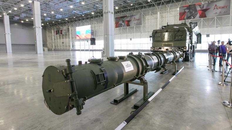 NATO: Kein Verhandlungsspielraum im Streit um Abrüstungsvertrag mit Russland