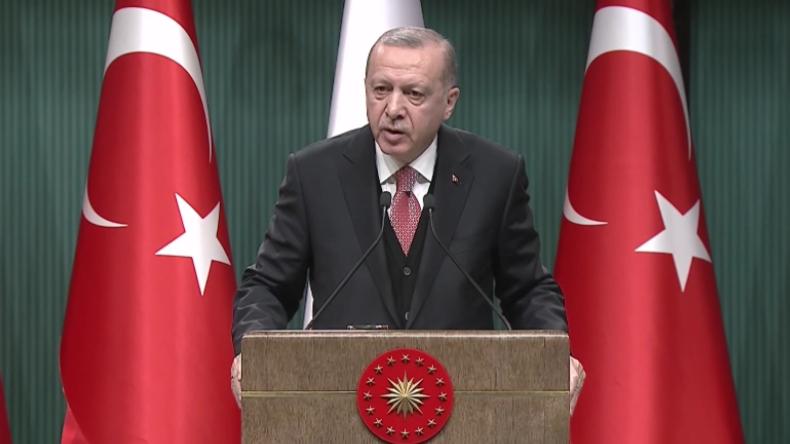 """Erdoğan: """"Demokratie-feindlich und totalitär – Trumps Unterstützung für Guaidó schockiert mich"""""""