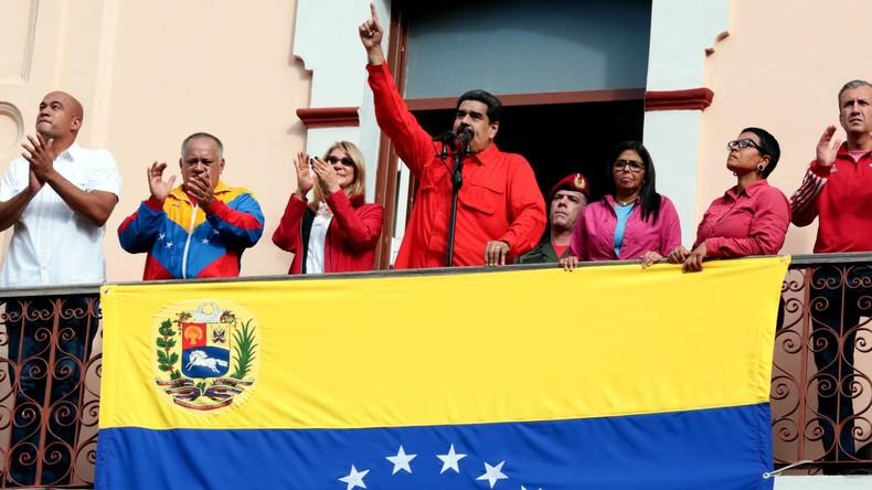Venezuela: US-gesponserter Putschversuch spaltet die Gesellschaft (Video)