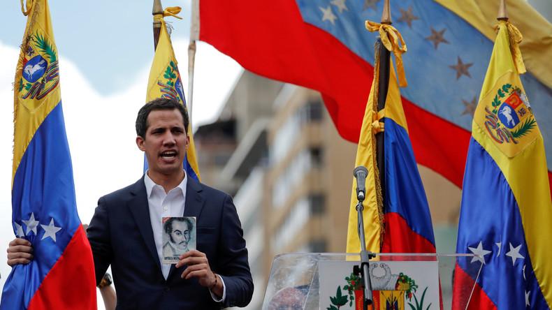 Deutschland erwägt Anerkennung von Guaidó als Venezuelas Präsident