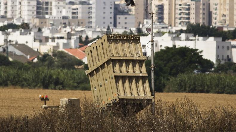 Wegen Spannungen mit Syrien und Gaza: Israel stellt Raketenabwehrsystem in Tel Aviv auf