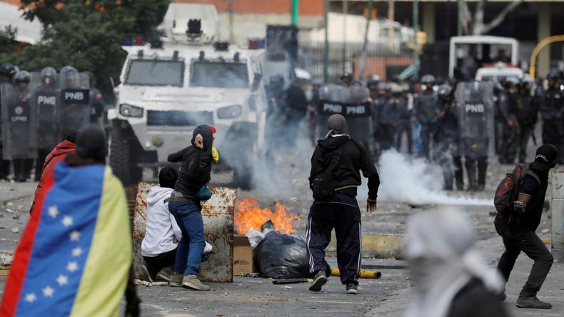 Ecuadors Ex-Präsident Correa warnt vor US-Militäraktion in Venezuela