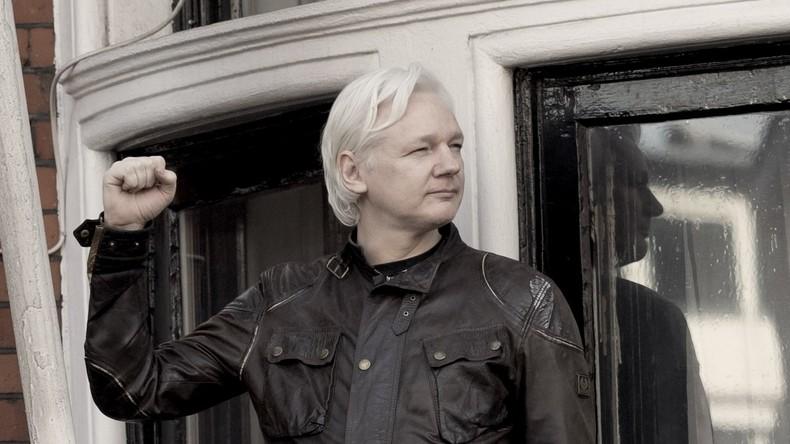 """Anwalt: Assange """"geht es nicht gut"""", US-Handlungen """"inakzeptabel"""""""