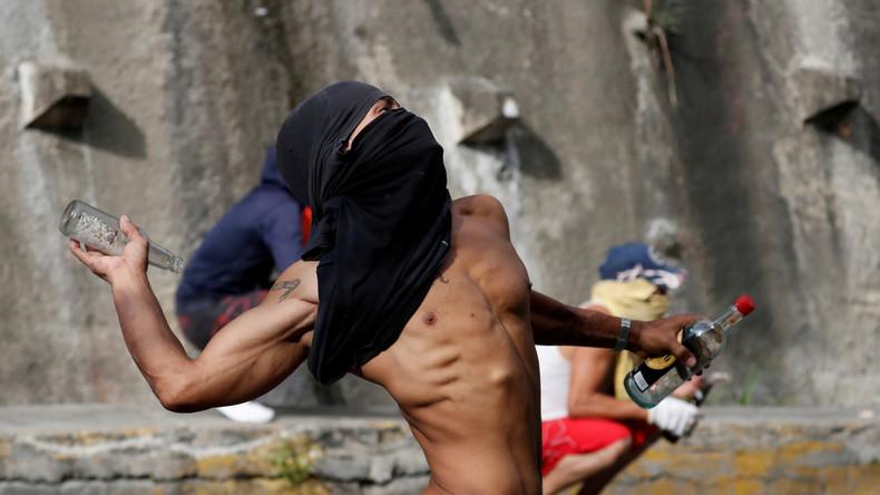 Putschversuch Venezuela: Als hätten die USA das Drehbuch geschrieben (Video)