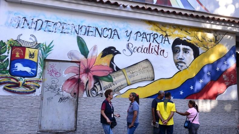 """""""Das ist es, was der Sozialismus bringt"""" – Trump verhöhnt Venezuela"""