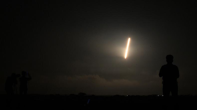 Indien recycelt als erste Raumfahrtnation aufgebrauchte Raketenstufe im Weltall