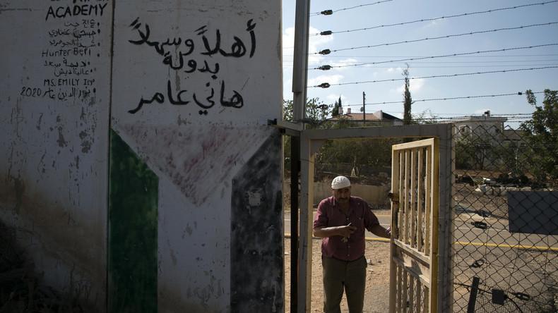 Israels Militär verweigert immer mehr palästinensischen Bauern Zugang zu Feldern