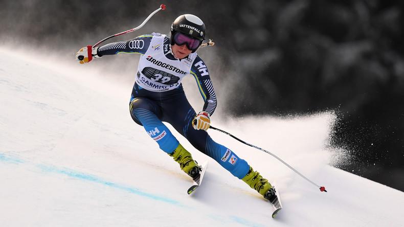 Schwedische Skirennläuferinnen retten in Garmisch Menschenleben