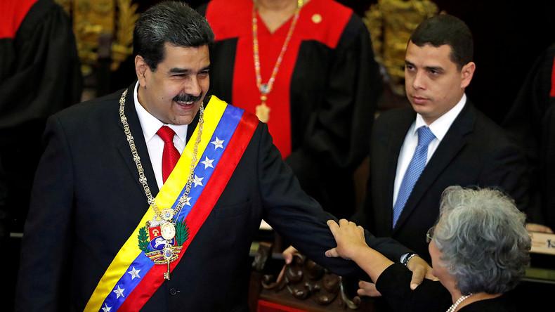 LIVE: Nach Putschversuch in Venezuela – Maduro gibt Pressekonferenz