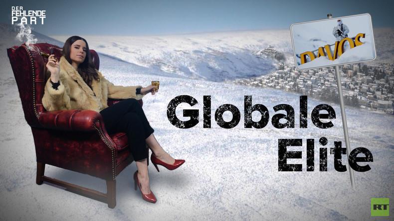 """Weltwirtschaftsforum in Davos: """"Die Stärke liegt im Informellen"""" – Fritz R. Glunk im Gespräch"""