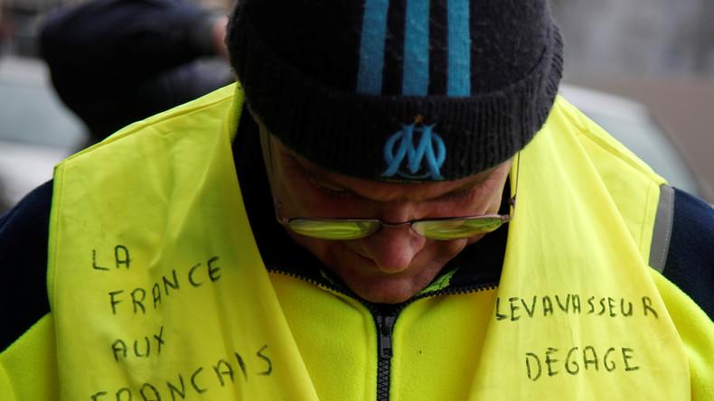 LIVE: Elfte Woche der Proteste der Gelbwesten
