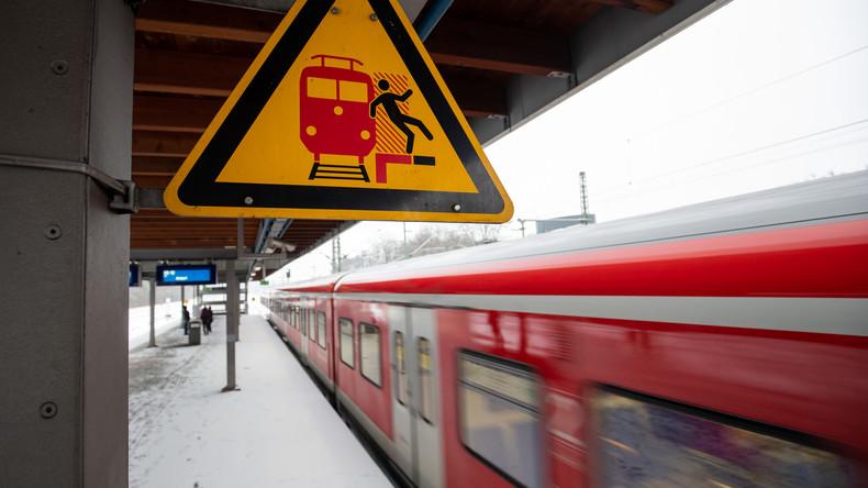 Nürnberg: Zwei Männer nach Streit von S-Bahn überrollt und tödlich verletzt