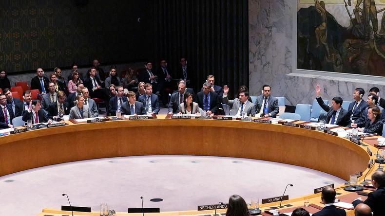 LIVE: Dringlichkeitssitzung des UN-Sicherheitsrates zu Venezuela